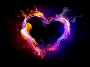 Fire-Heart-Wallpaper-HD